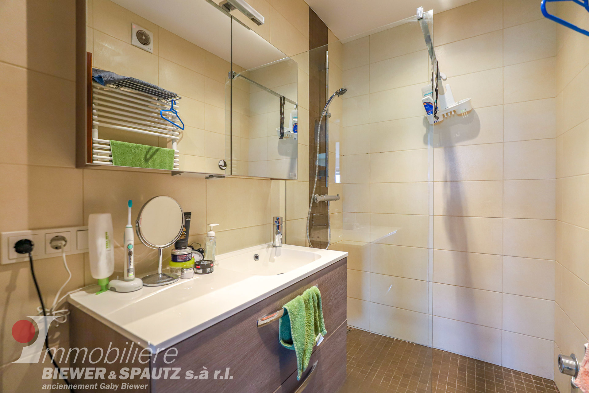 ZU VERMIETEN - Wohnung mit 2 Schlafzimmern in Luxembourg-Bonnevoie