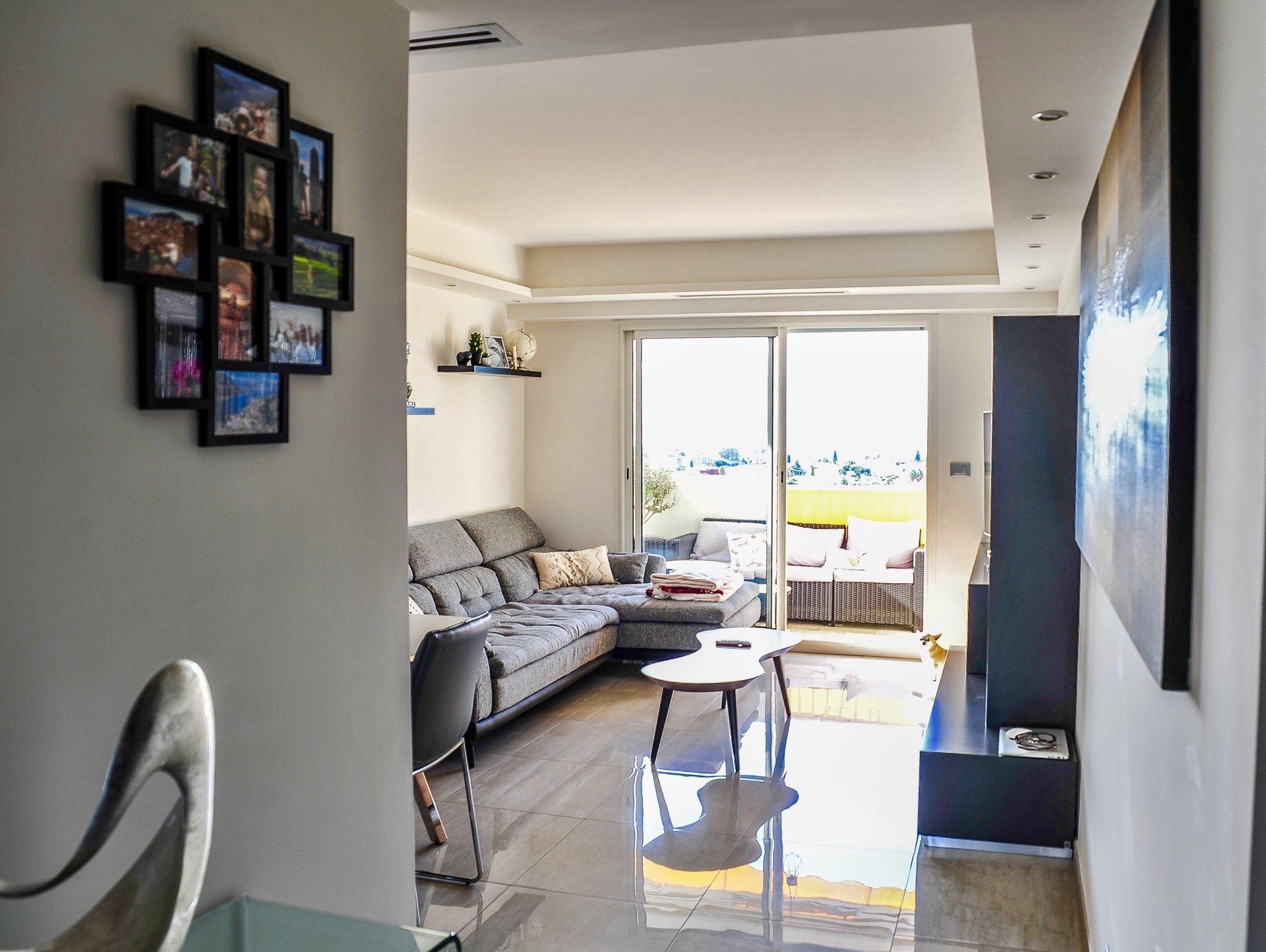 Sale Apartment - Cagnes-sur-Mer Val Fleuri