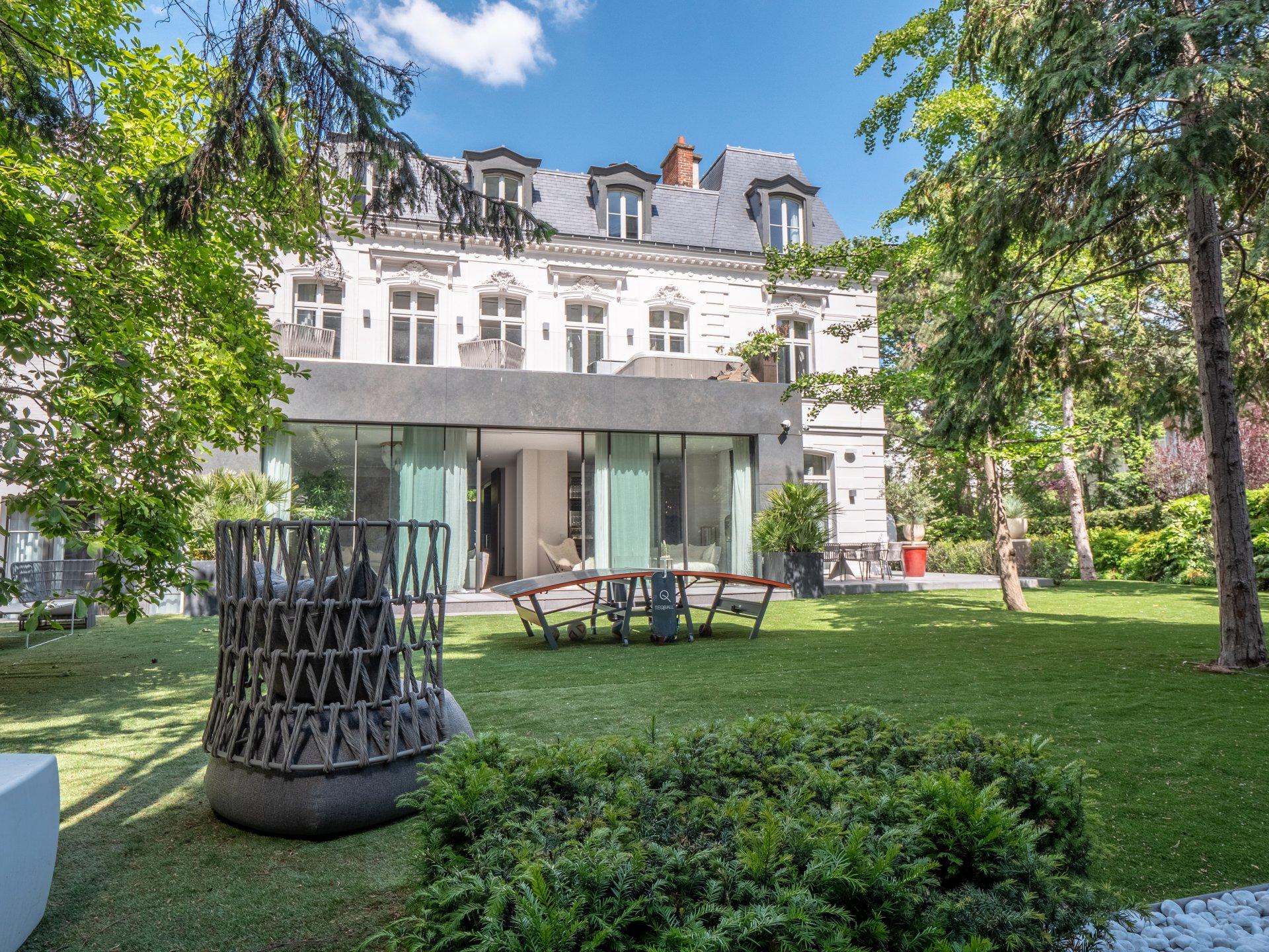 Villa de Maître / 16eme