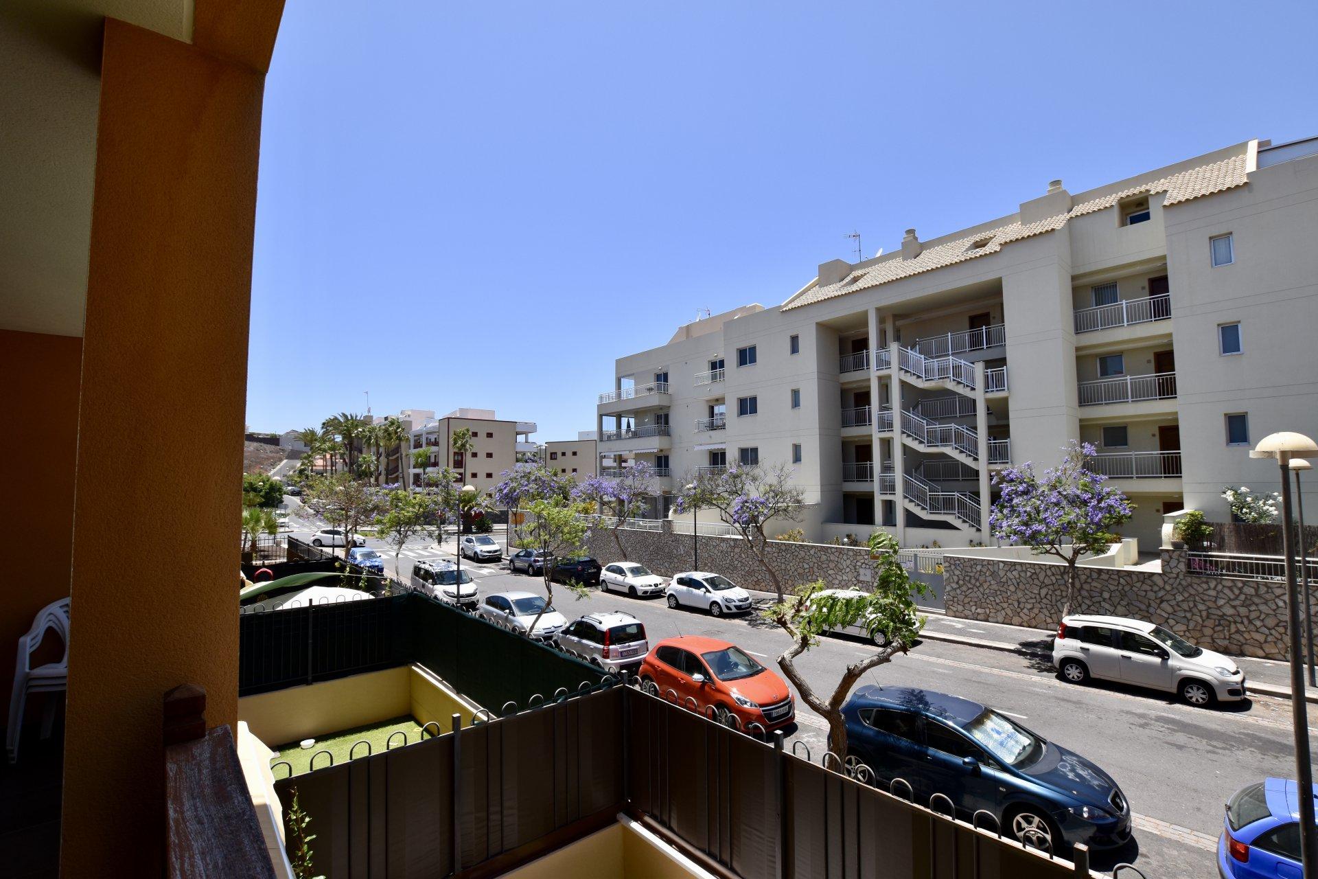 In vendita a Palm-Mar nella residenza El Mocan o in affitto-vendita