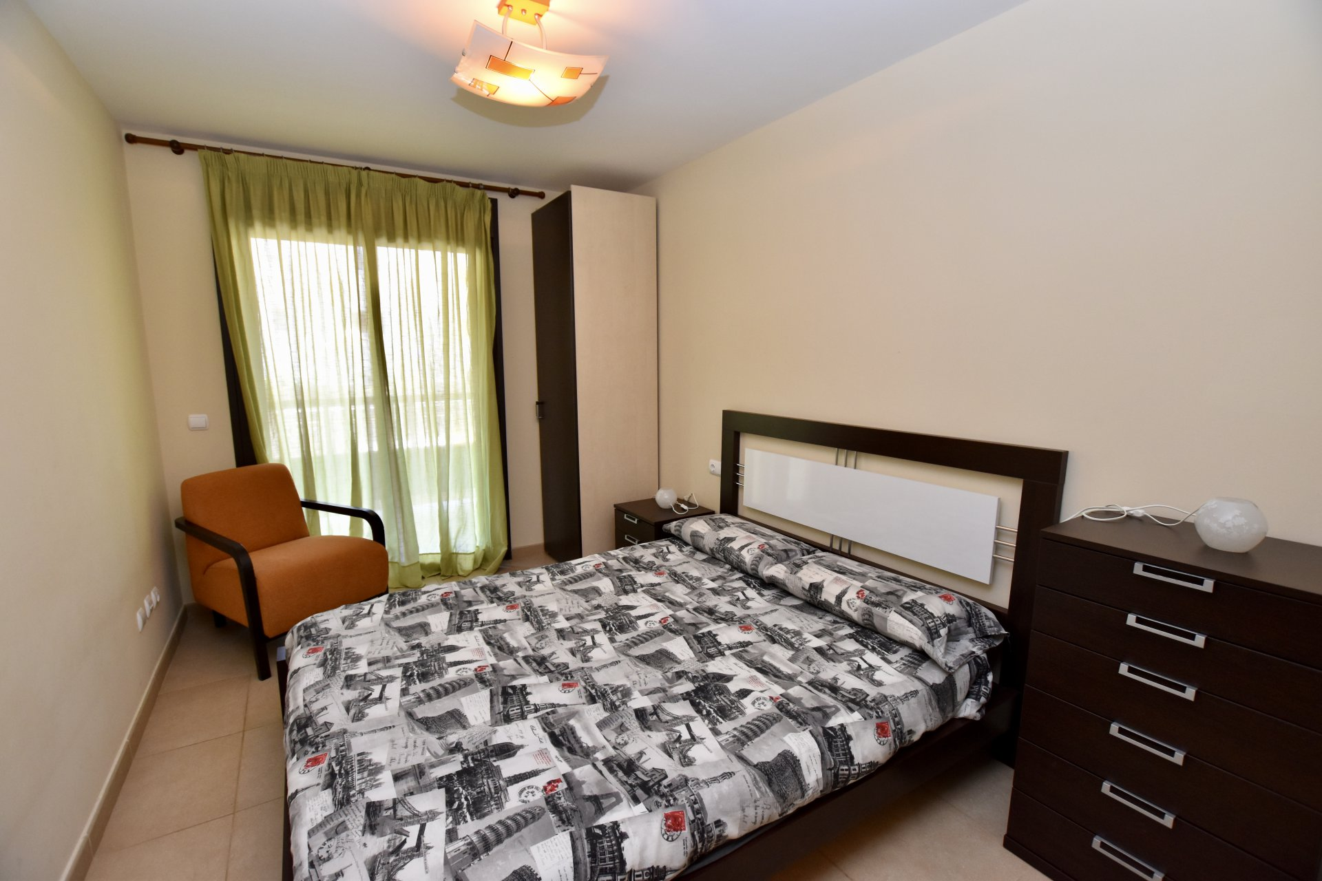 For sale in Palm-Mar in the residence El Mocan or rental purchase