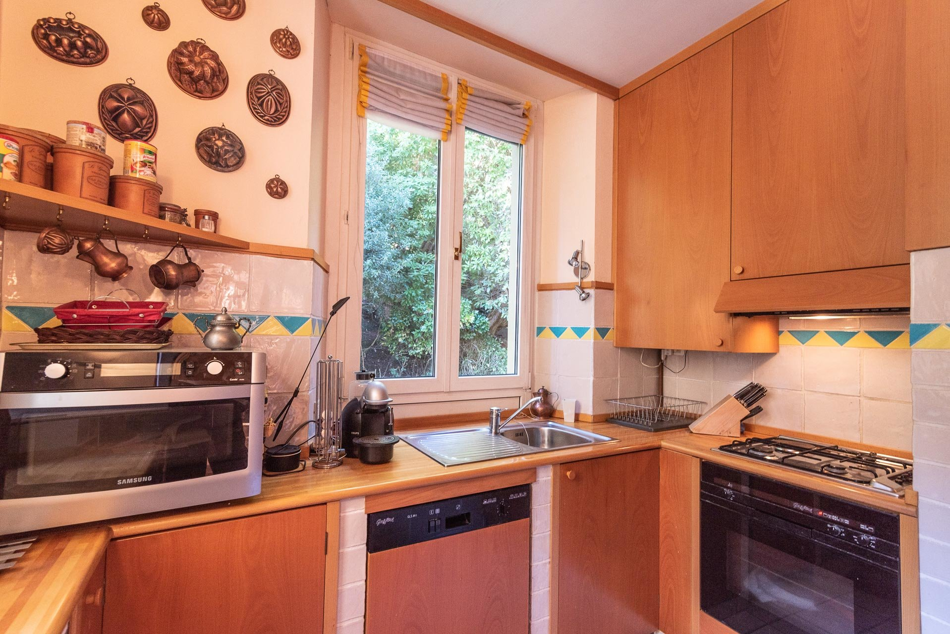 Lake view apartment for sell in Baveno - kitchen