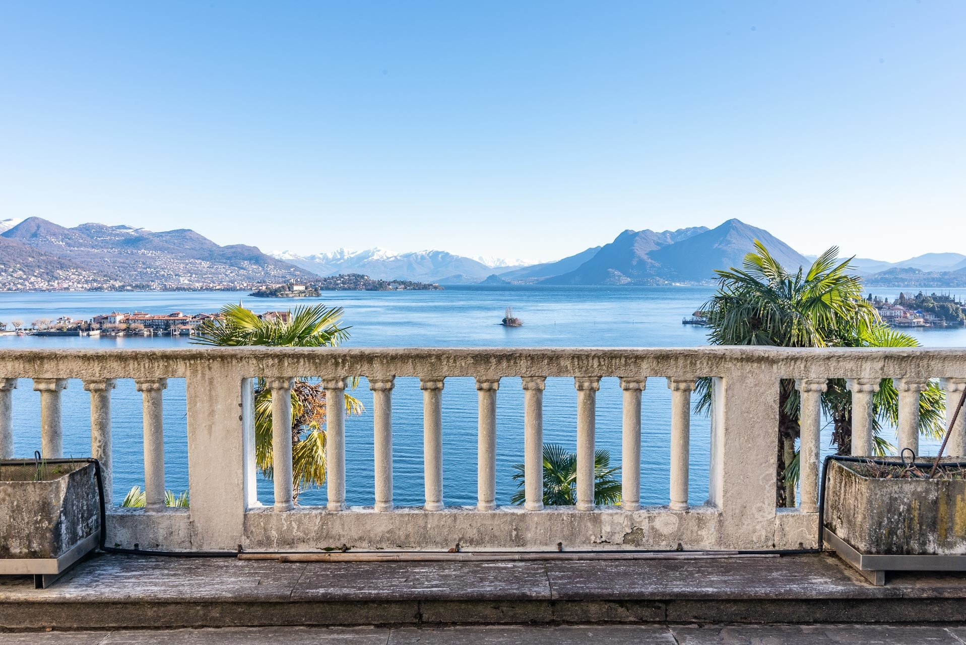 Lake view apartment for sell in Baveno - lake view