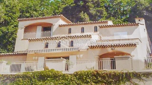 Rental Villa - La Turbie Route de Menton