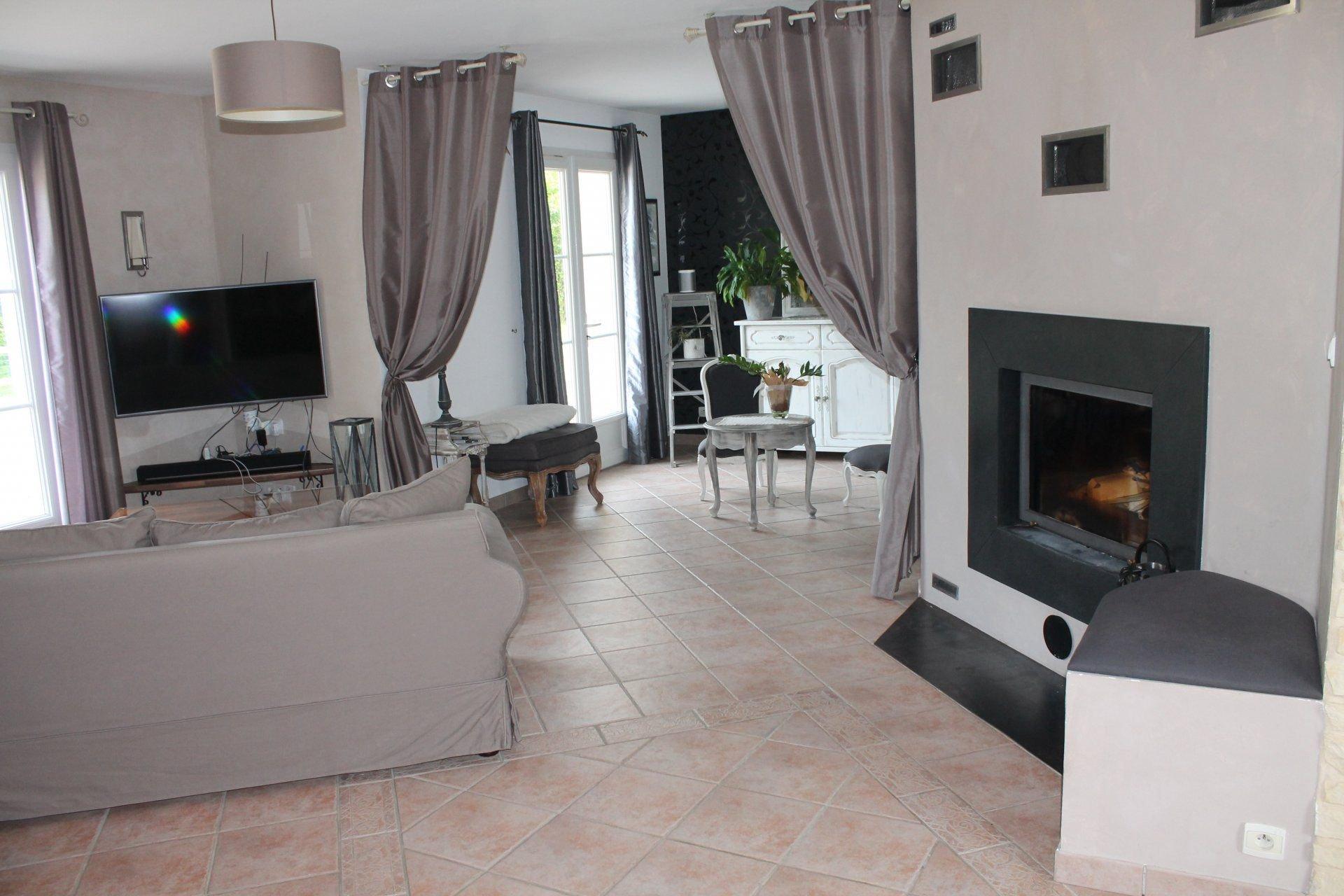 Pavillon 6 pièces 130 m²