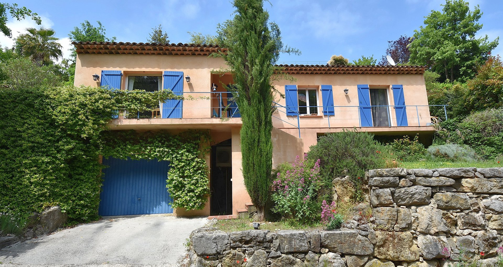 Vente Villa - Biot Les Issarts