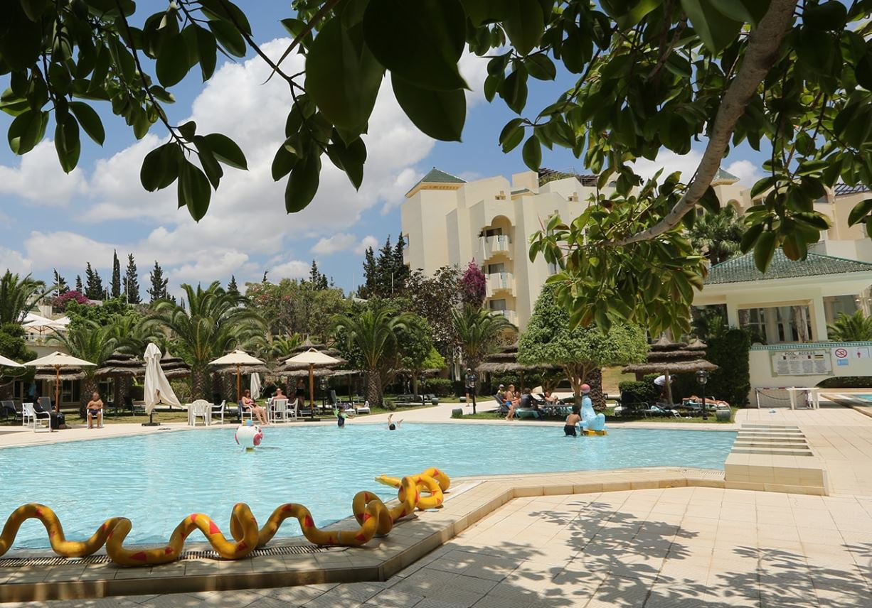 Real estate project in North hammamet-Tunisia