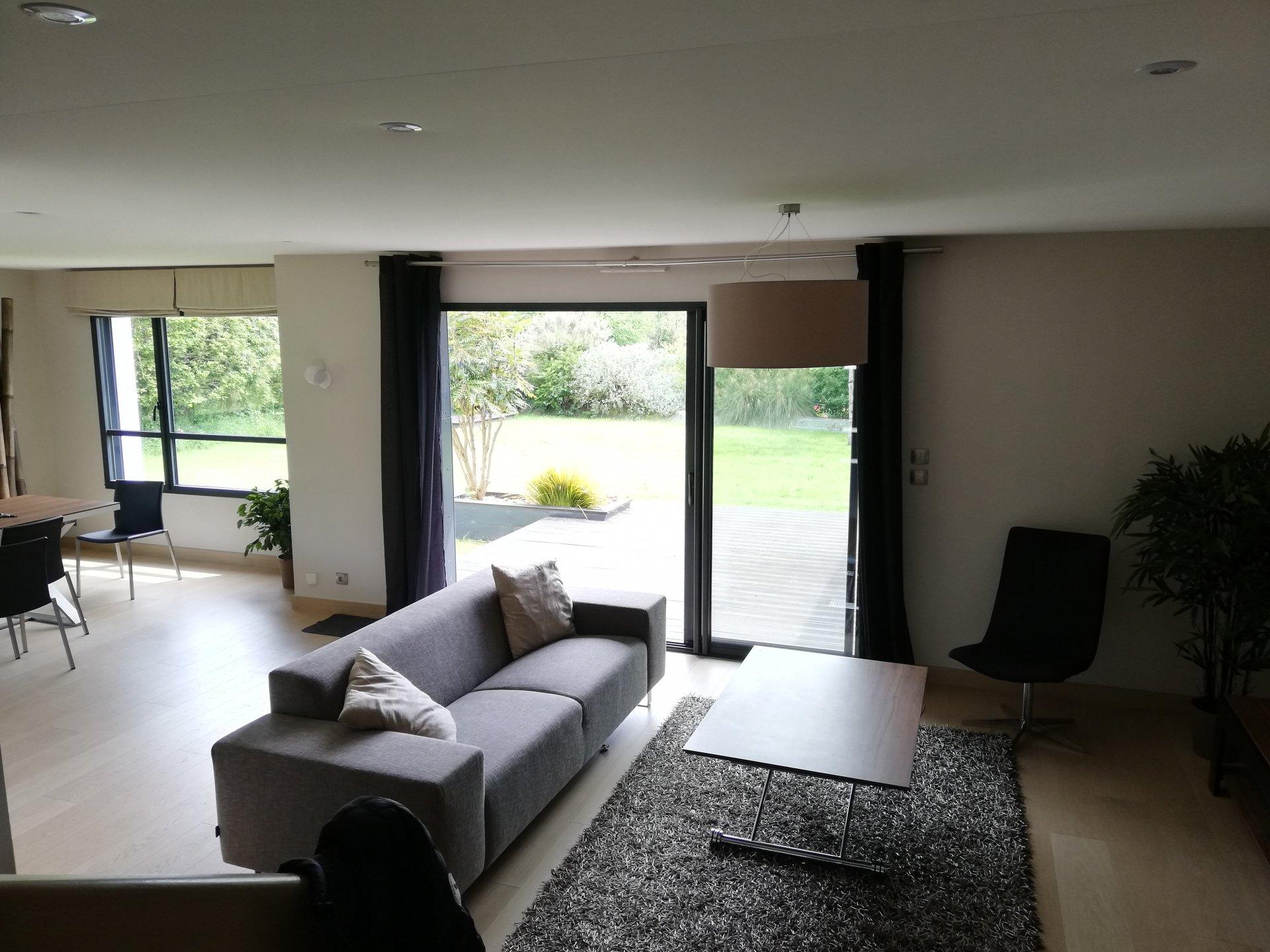 A vendre superbe maison d'architecte dans la vallée verte