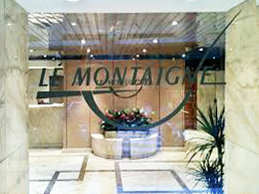 "Studio "" Le Montaigne"""