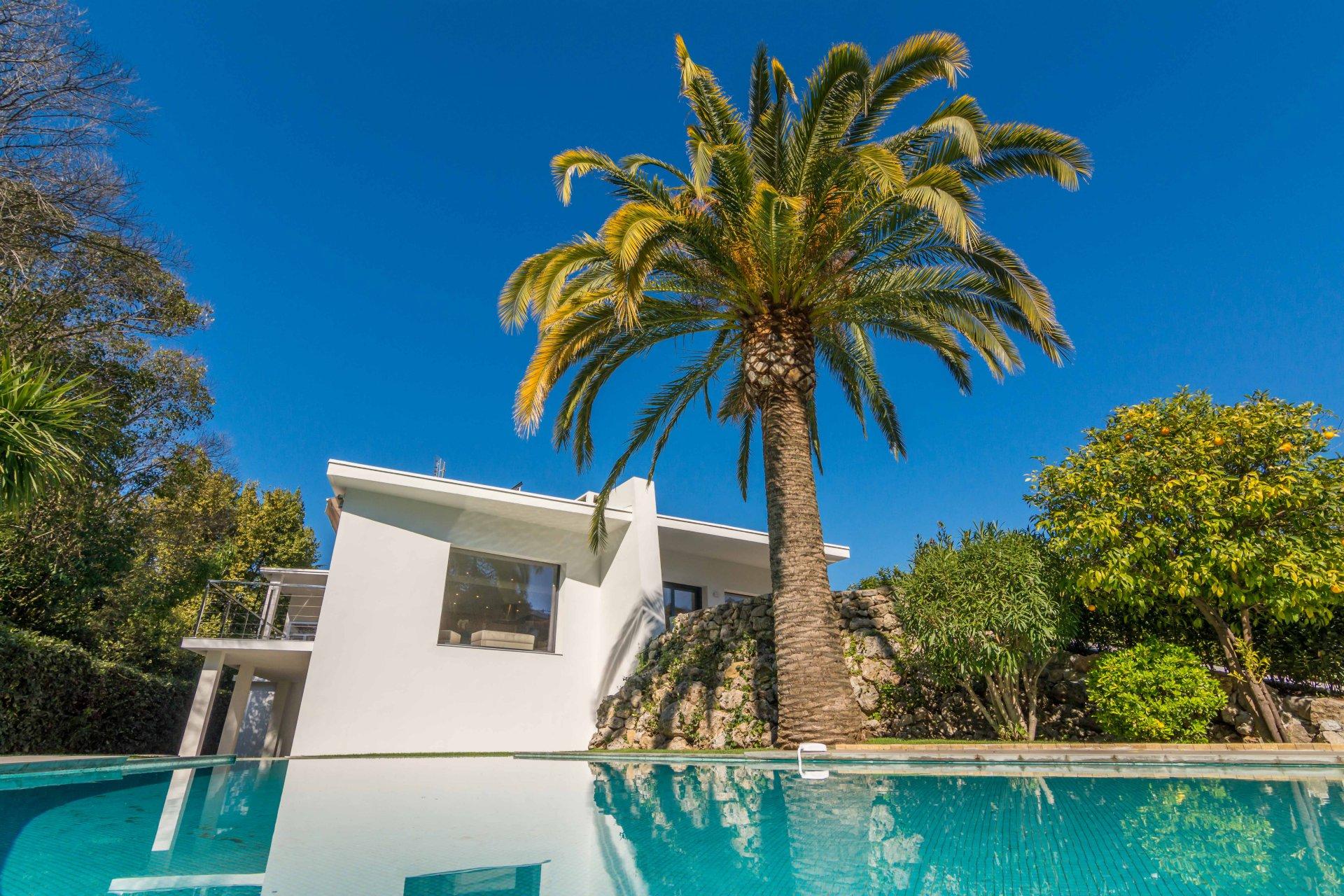 Rental Villa 4 bedroom few minutes walking to Cannes