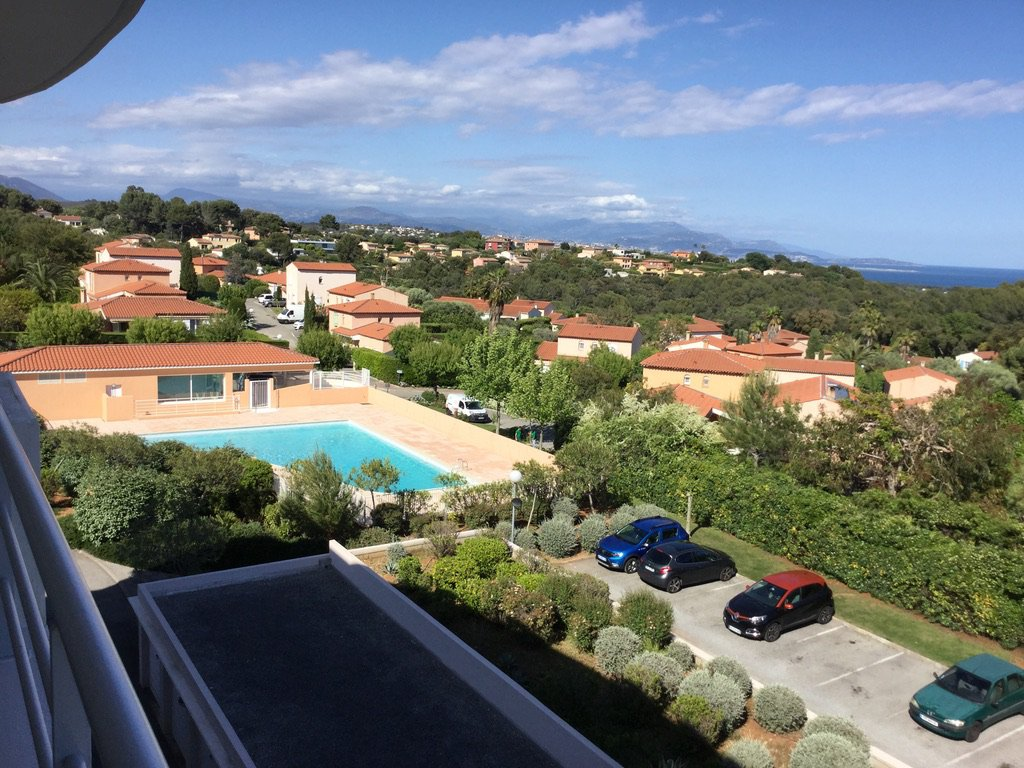 BIOT St. Philippe - Appartemento bilocale  43 m²- vista mare panoramica