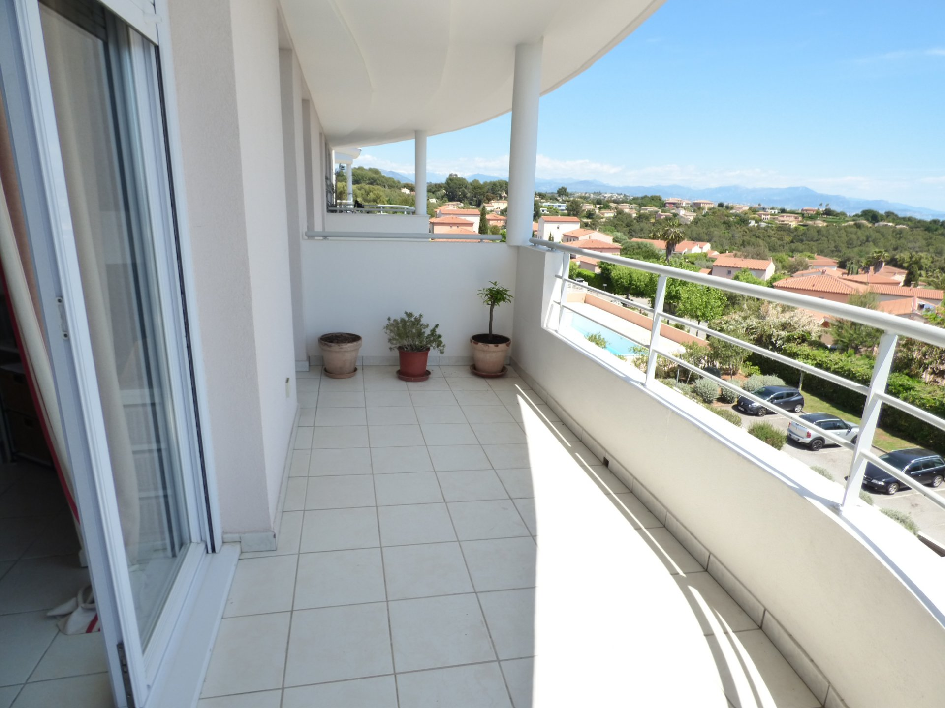 BIOT St. Philippe - Appartment 2 pièces  45 m² -panoramic sea view