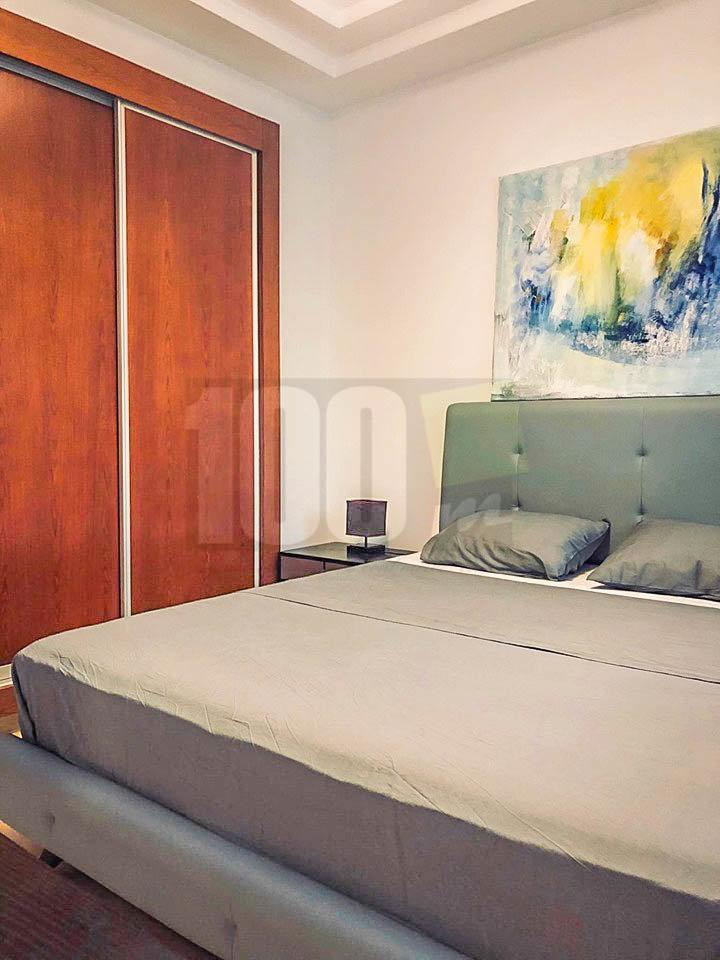 Location appartement S+1 meublé aux Lac 2