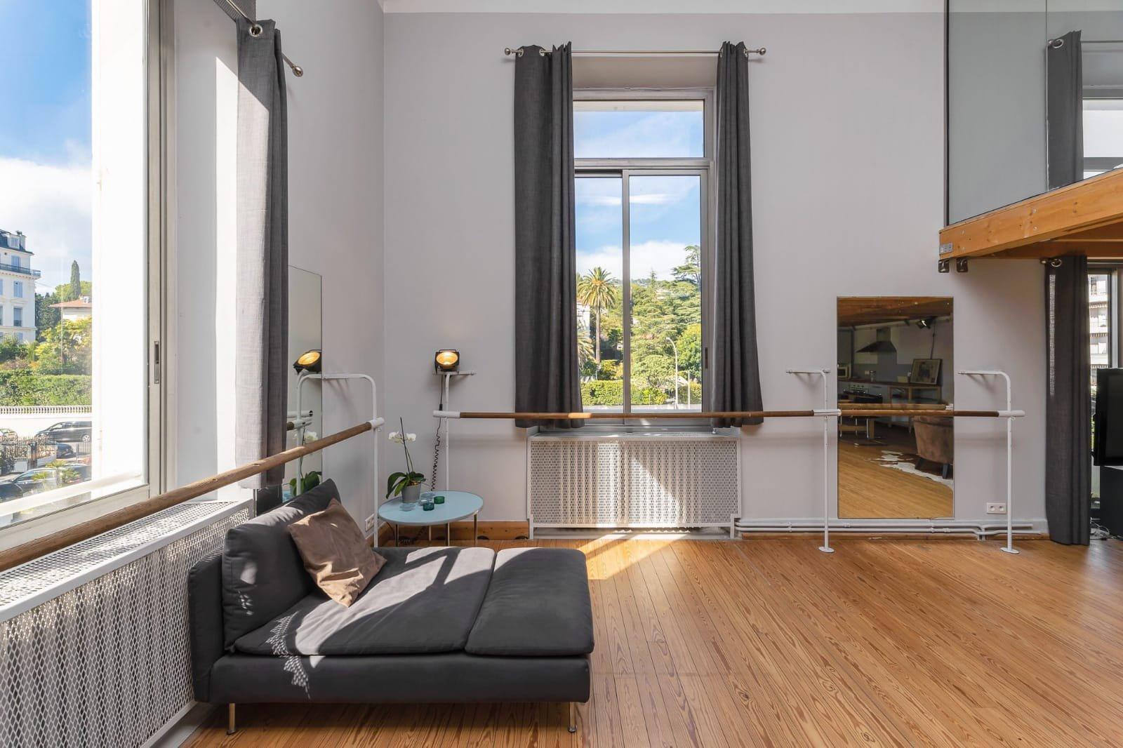 Appartement 4 pièces - Cannes Montfleury
