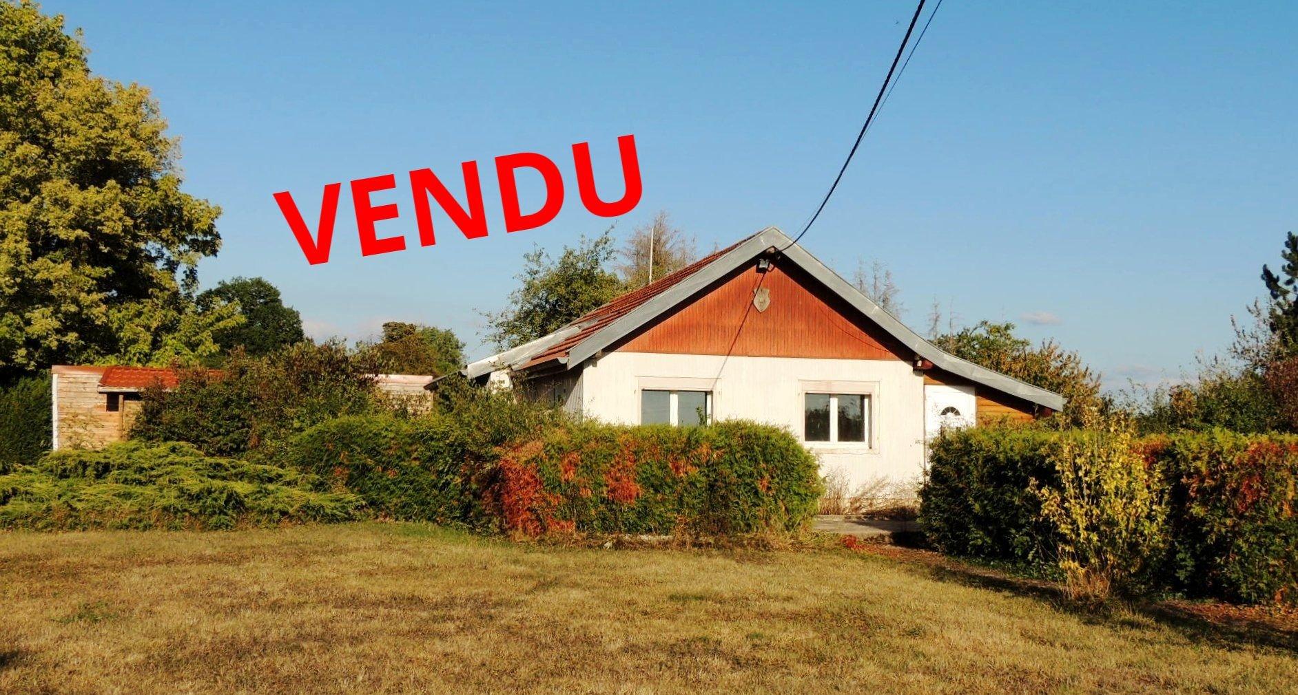 DESOLEE, VENDU