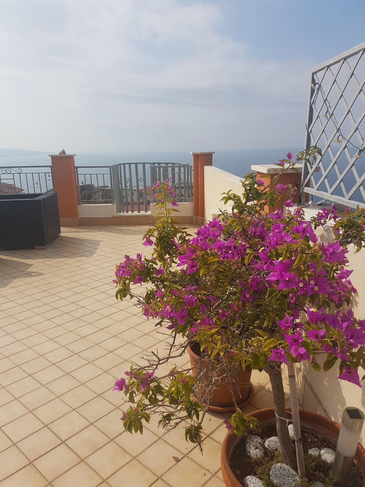 PENTHOUSE with amazing Views over Pizzo & The Coast