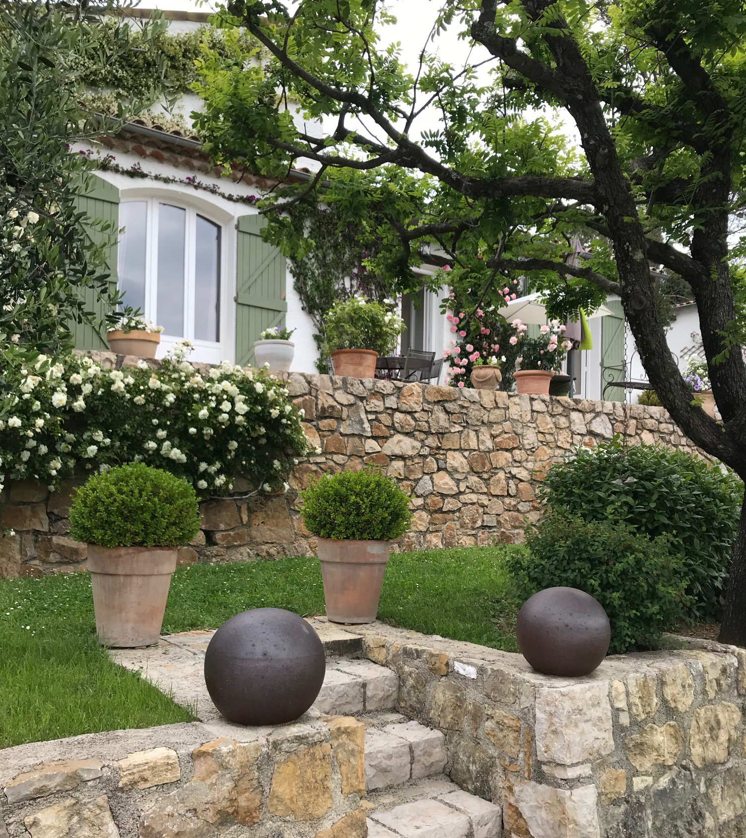 Little jewel in Fayence