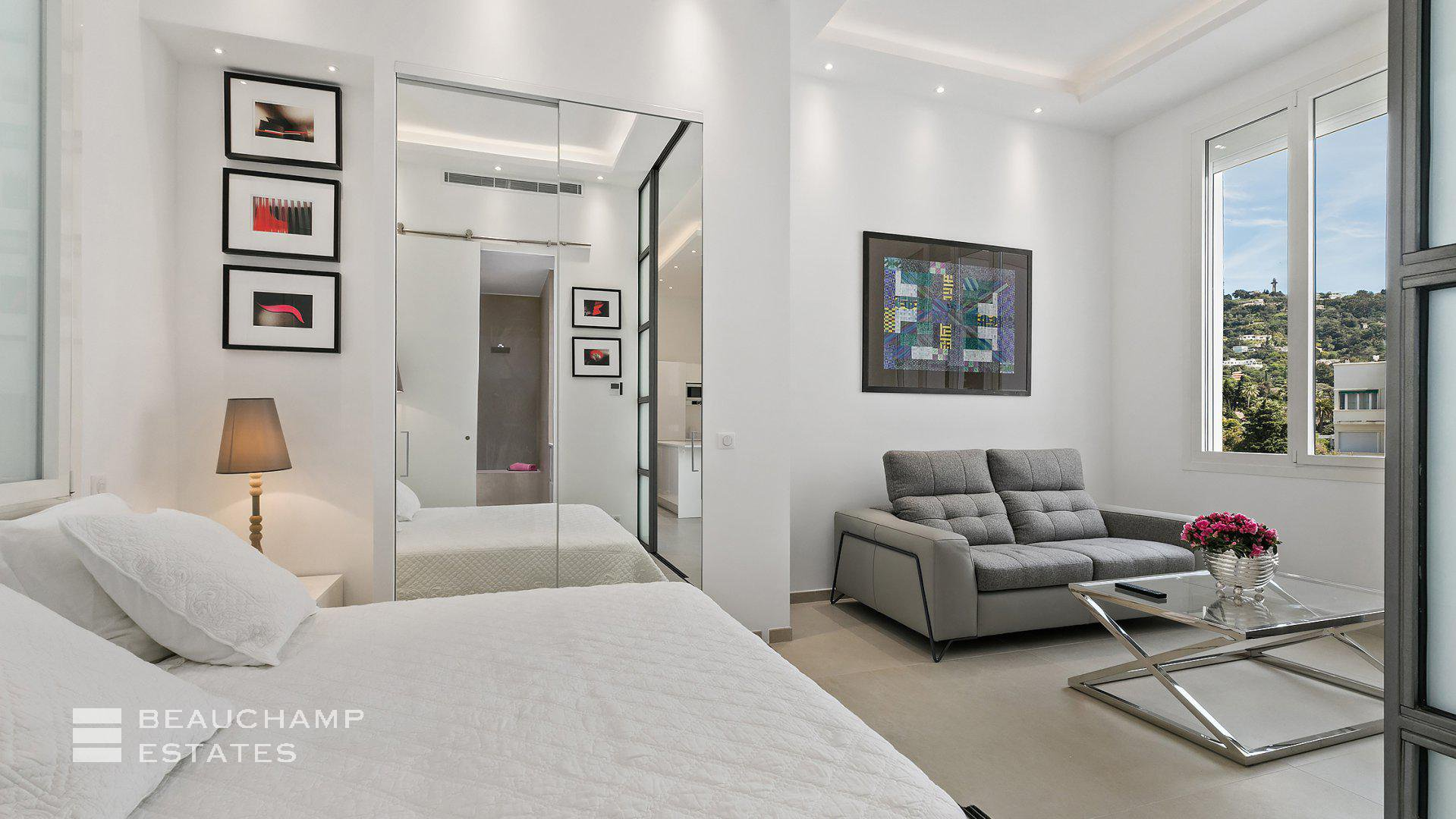 Cannes Center - Bright fully renovated apartment