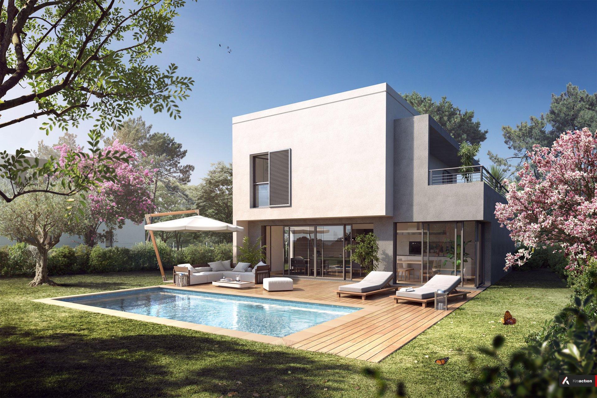 Prestigious new development Roquette sur Siagne