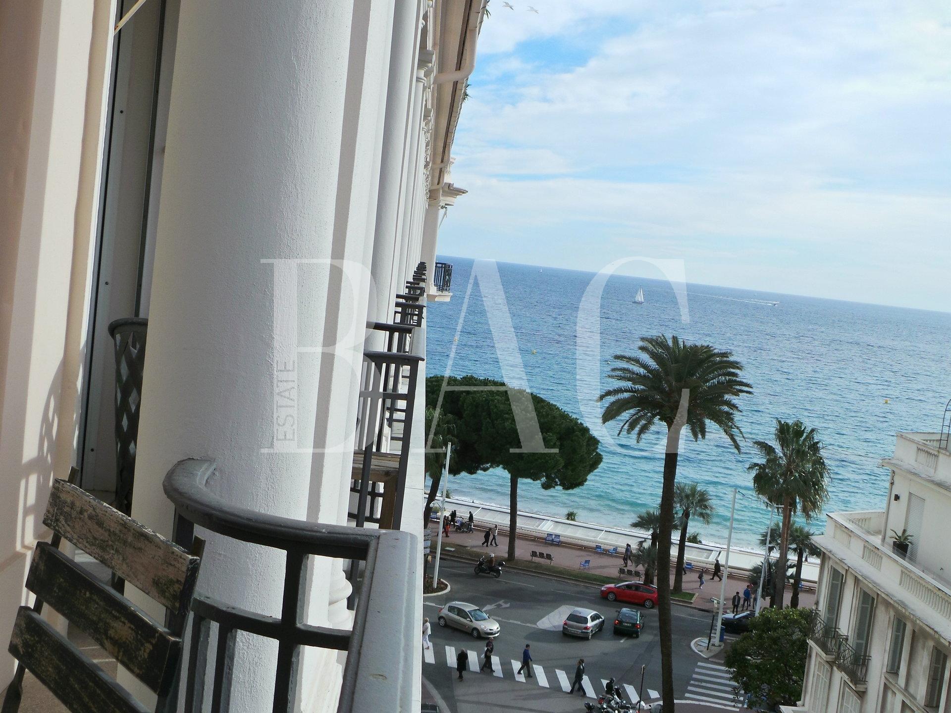 Cannes au coeur prestigieux de la Croisette
