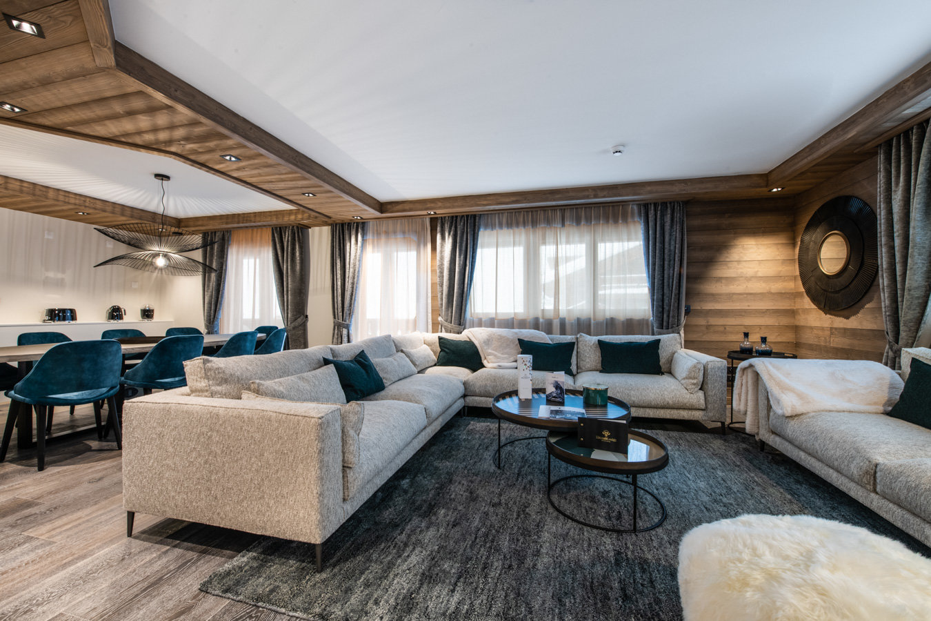 Appartement 250m² Courchevel Moriond