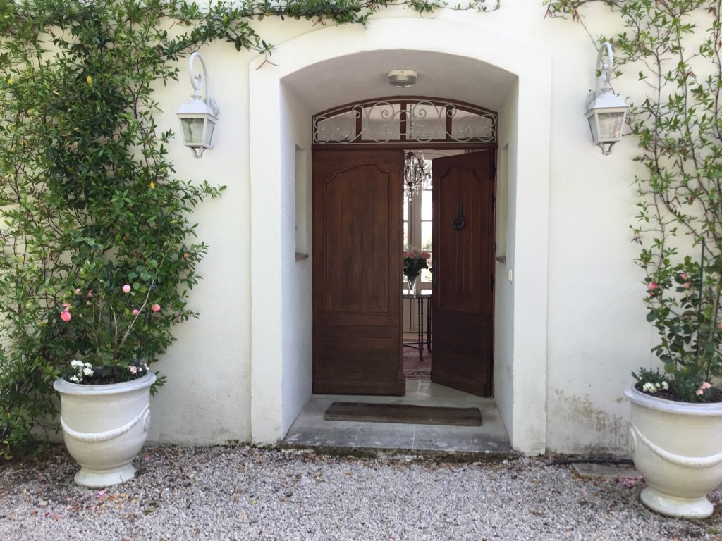 Fayence: villa close to the village
