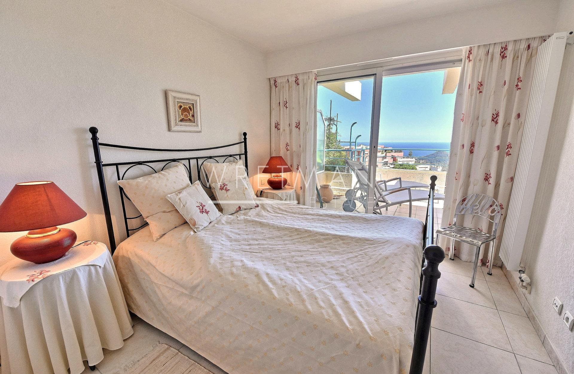 Elegant apartment with sea view - Mandelieu la Napoule