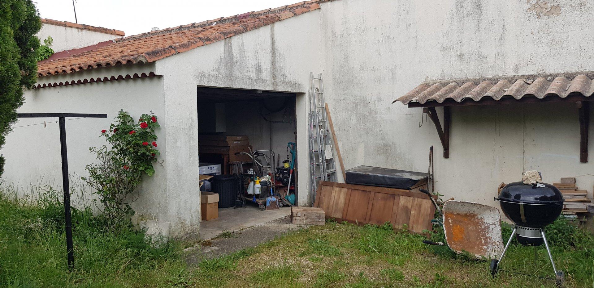 MAISON T4 avec garage