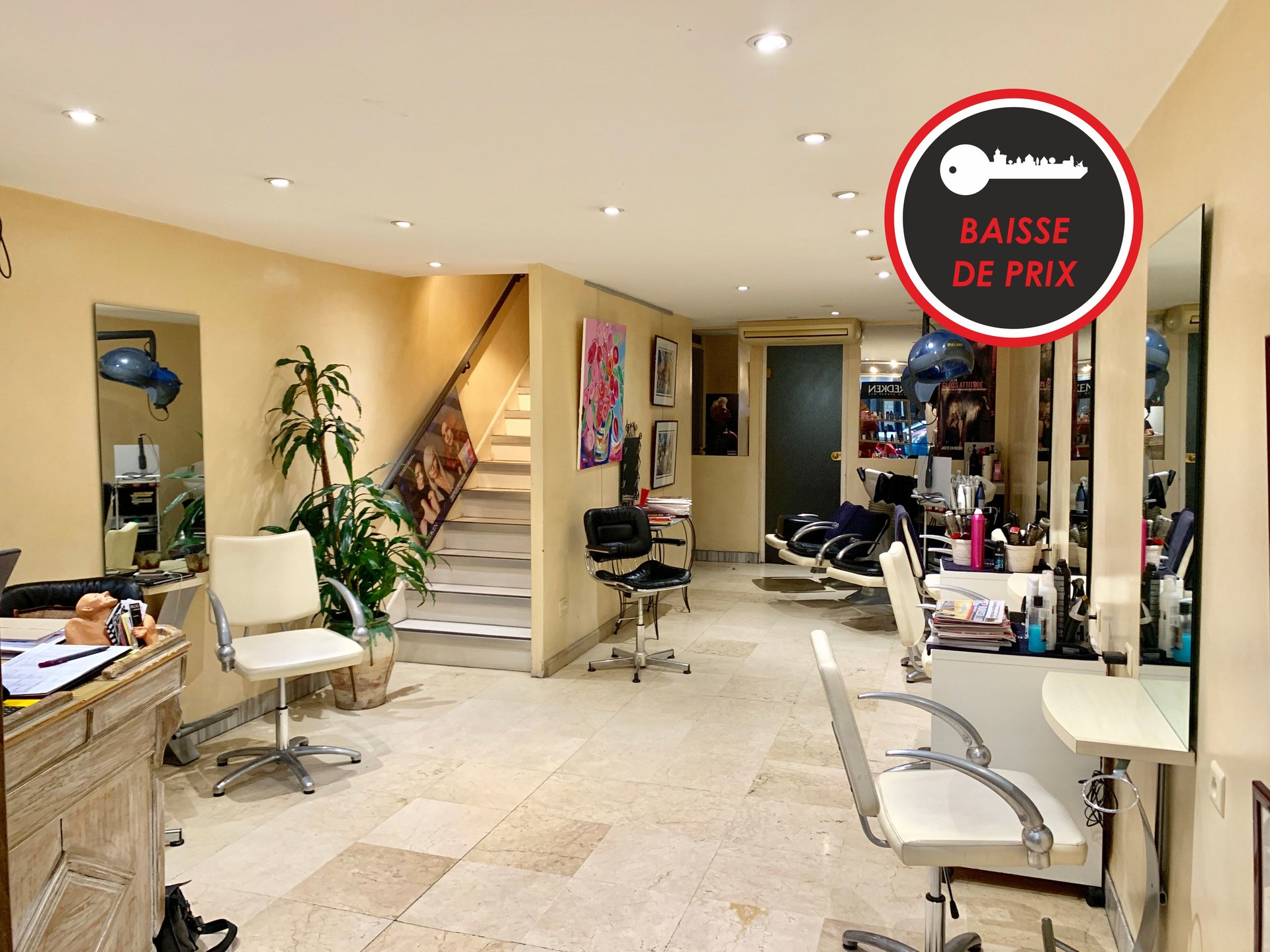 Sale Business assets - Perpignan