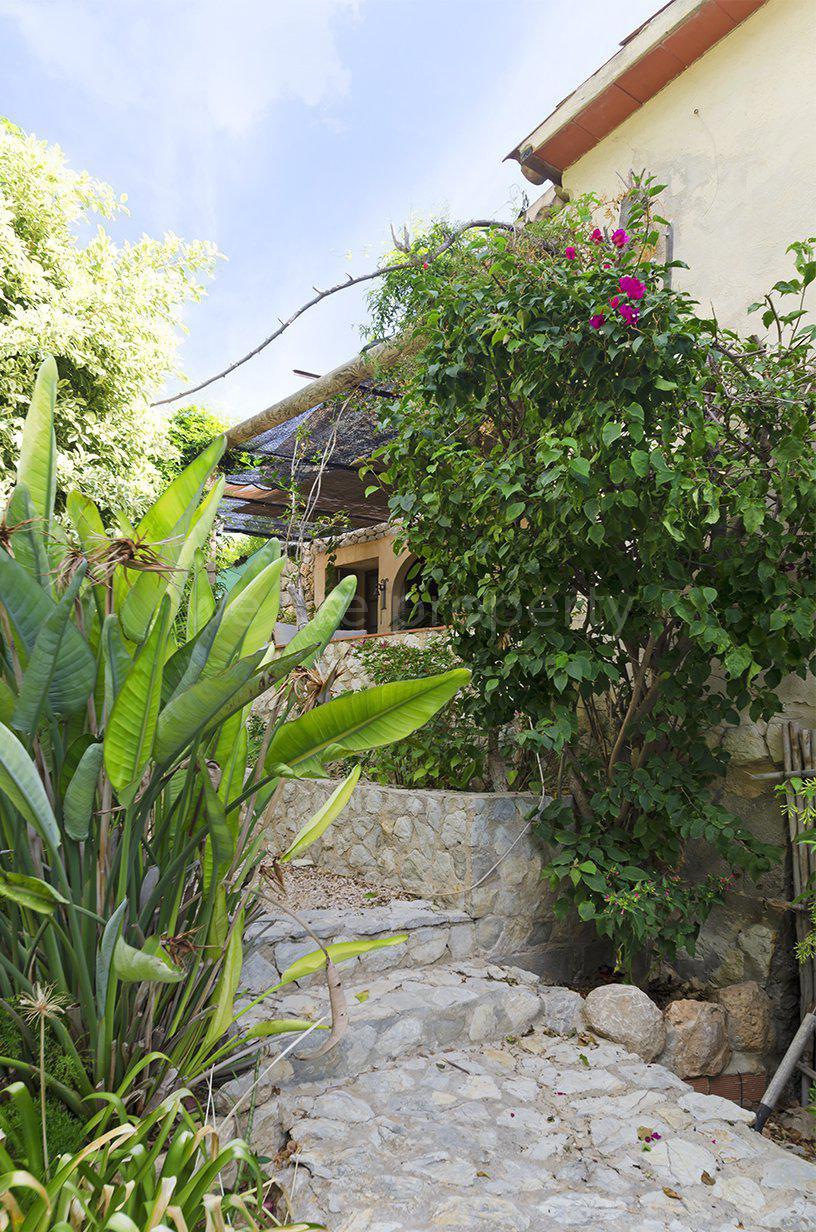 Vackert hus i eftertraktade Calviá