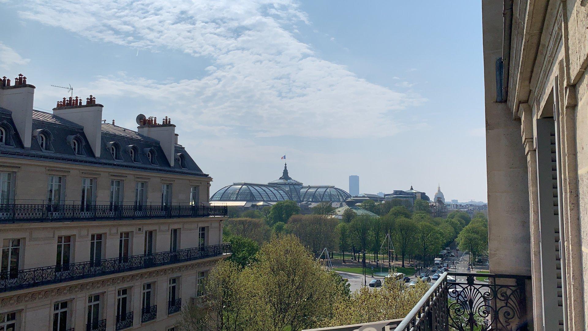 VIIIe - Triangle d'Or - Champs Elysées