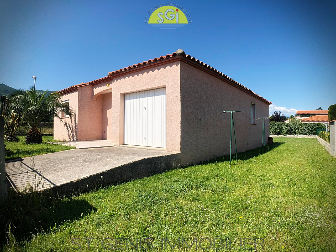 Villa 4 Faces de Plain Pied