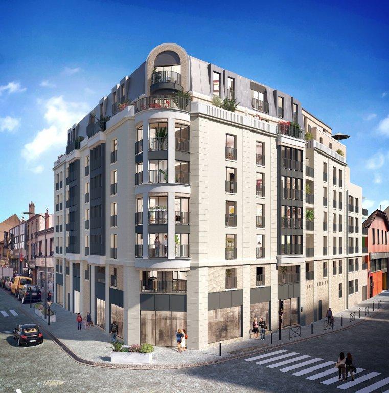 Development Building - Neuilly-Plaisance