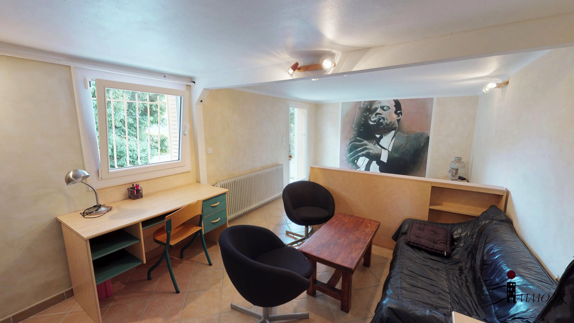 Maison 121m2 - 5 pièces - 3 chambres