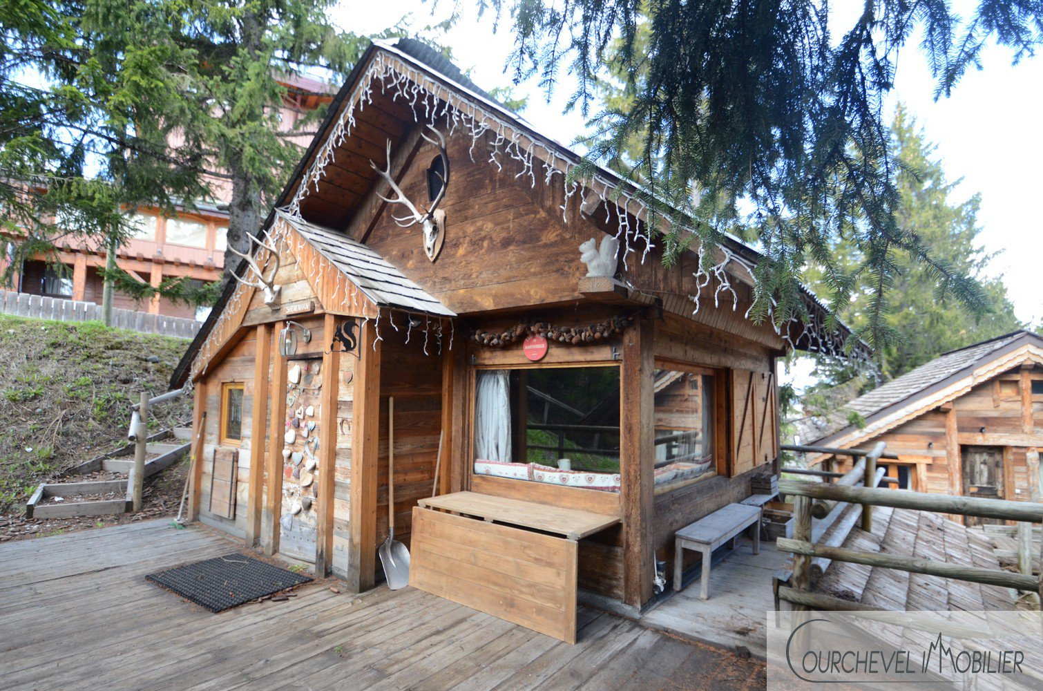 Typical Chalet in Courchevel 1850