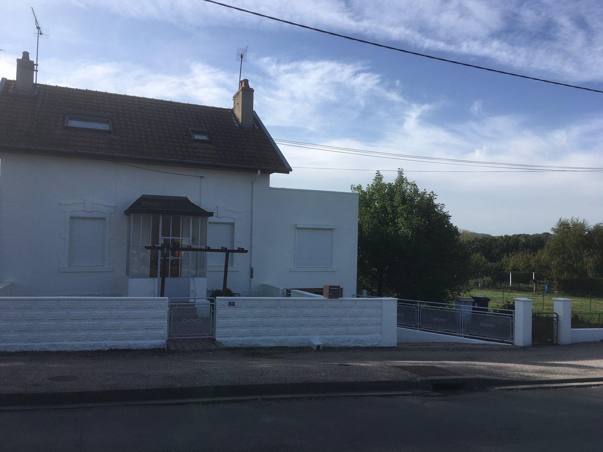 Rental House - Saint-Vallier