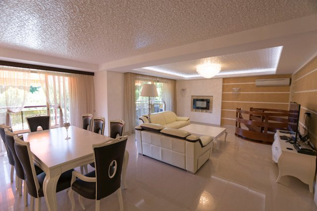 Cap d'Antibes  Bel appartement  4P , 115m2