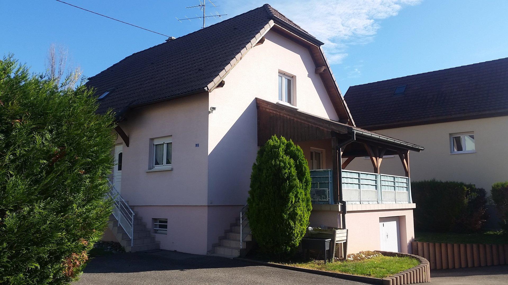 Location maison F5 Bartenheim