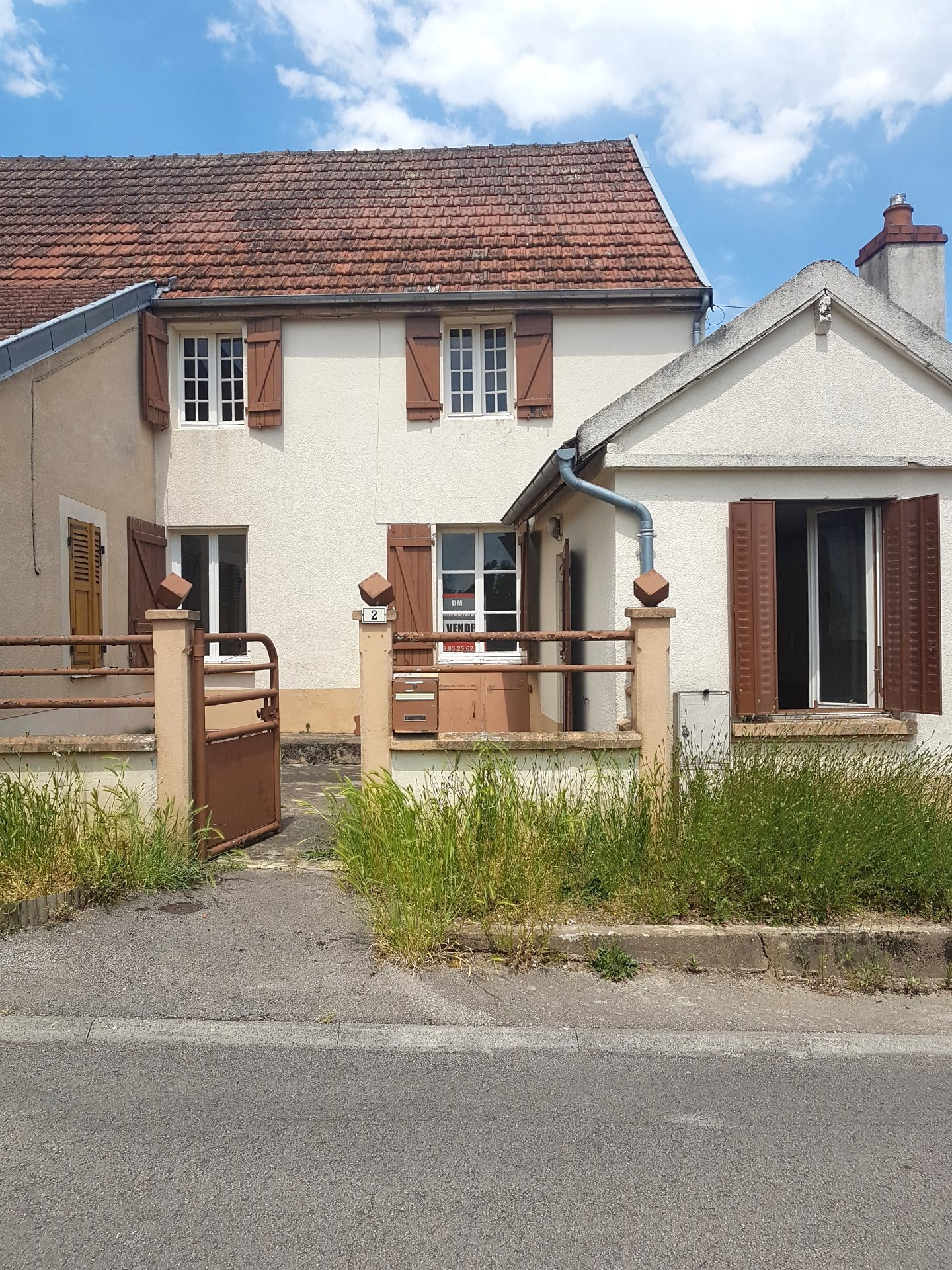 Vente Maison - Lamarche-sur-Saône