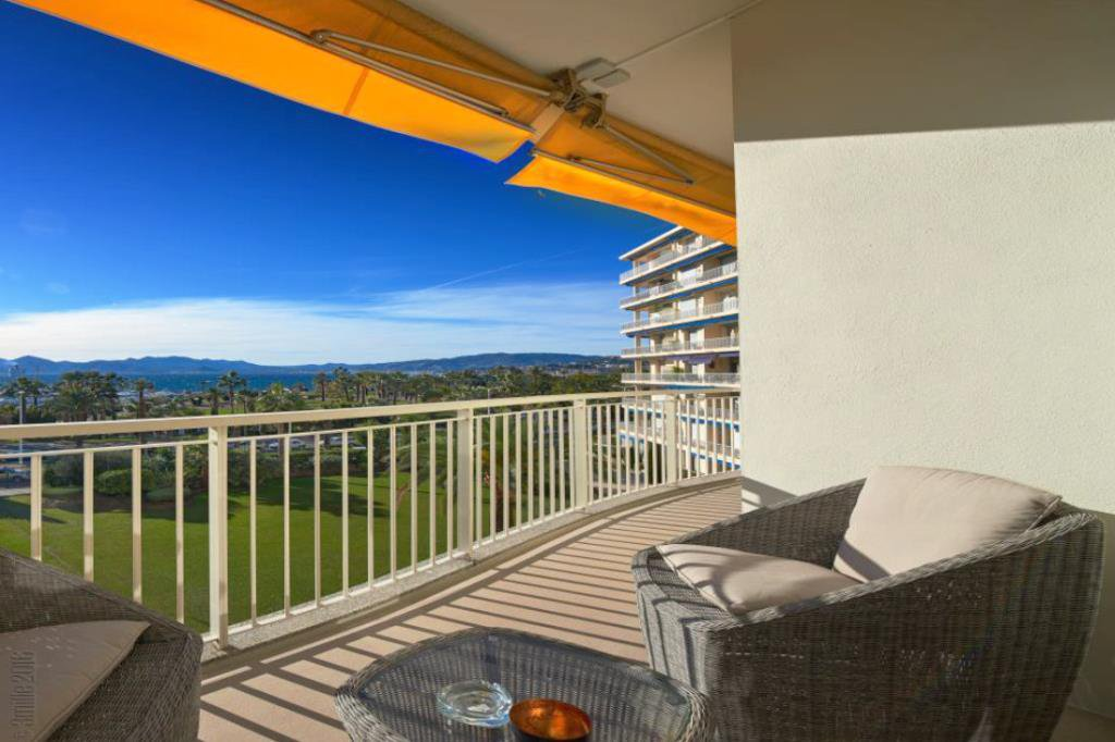 CANNES CROISETTE - SUPERB 4-BEDROOM APARTMENT