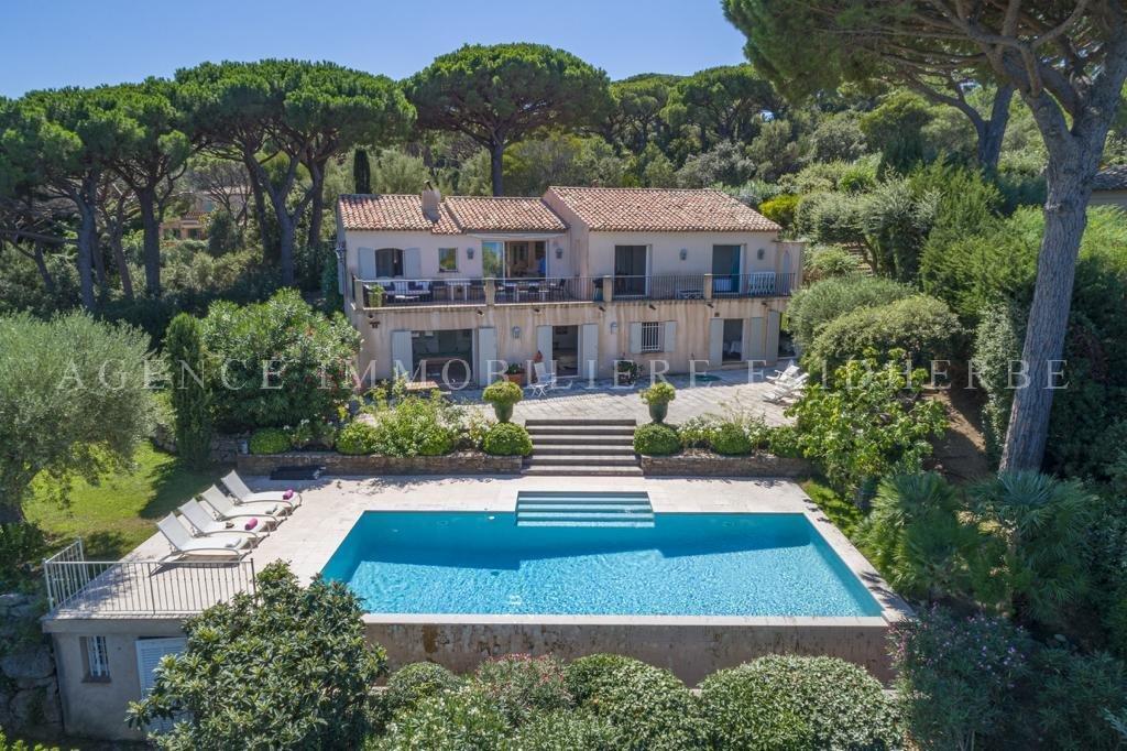 Affitto stagionale Villa - Saint-Tropez