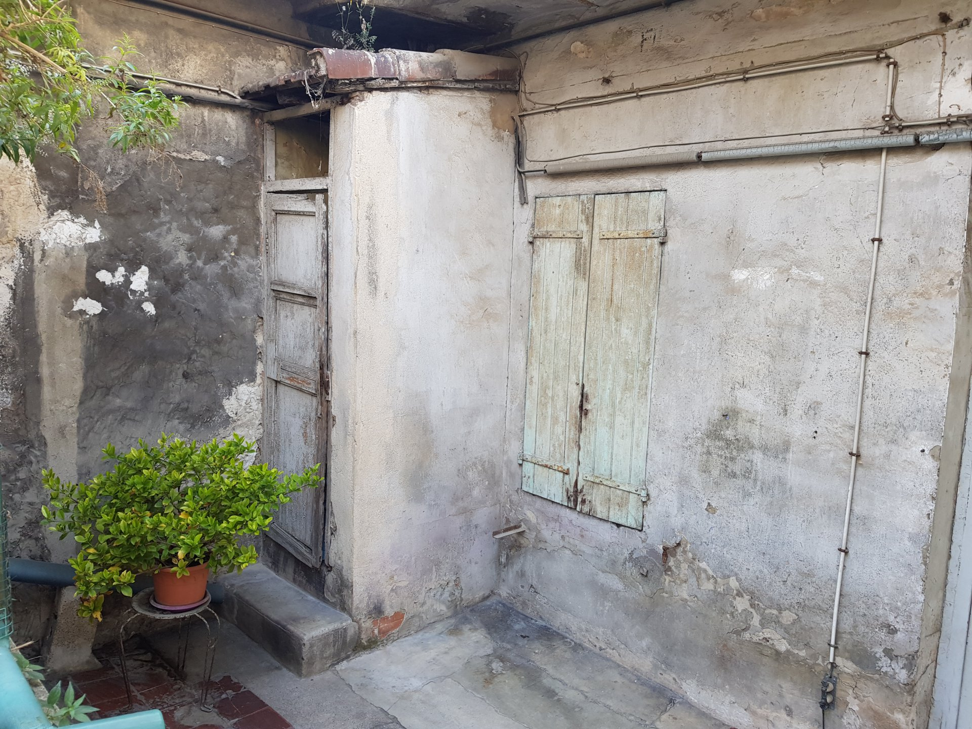 Type 2 de 25 m2 + Petite terrasse