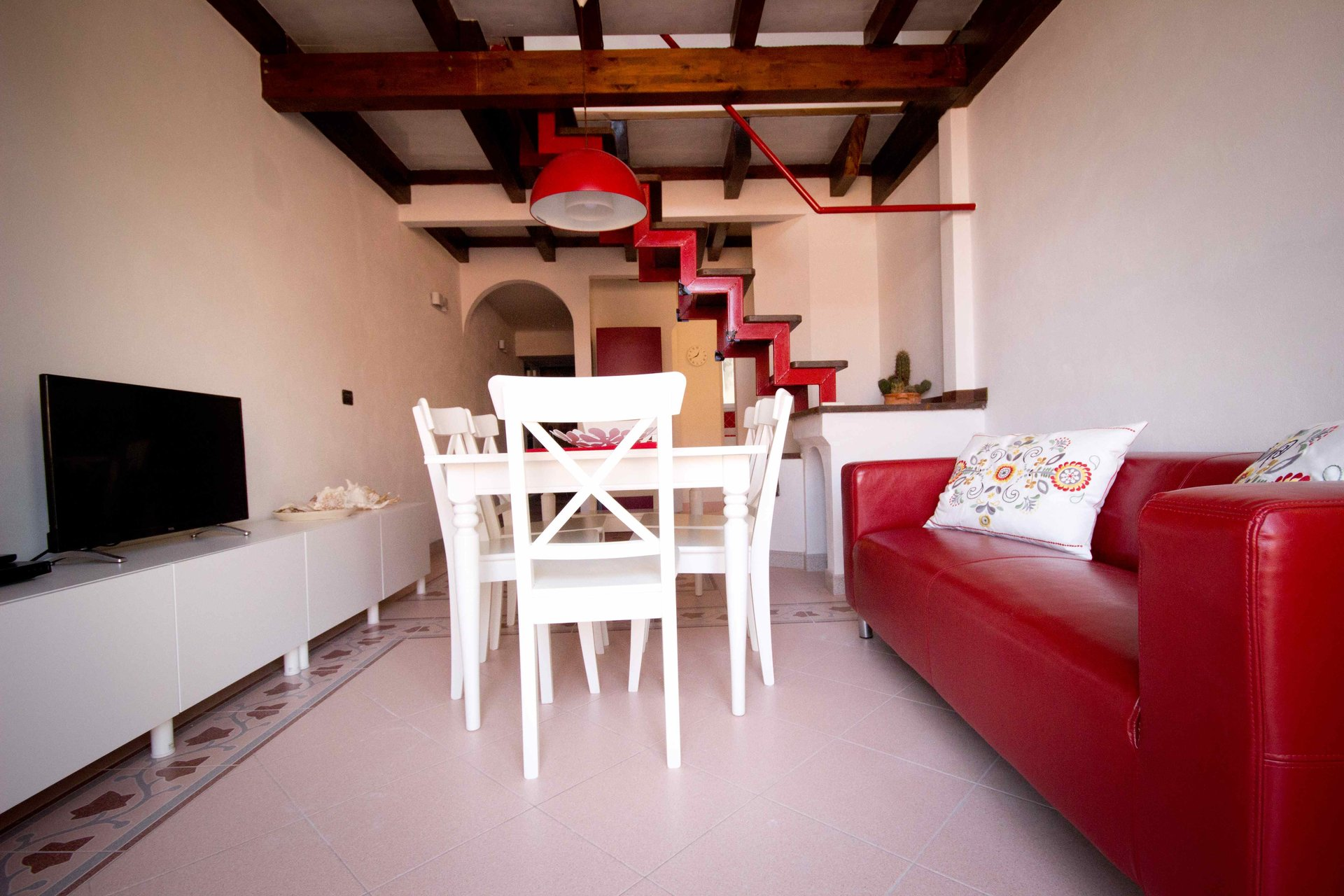 Top class apartment in the center of Tropea