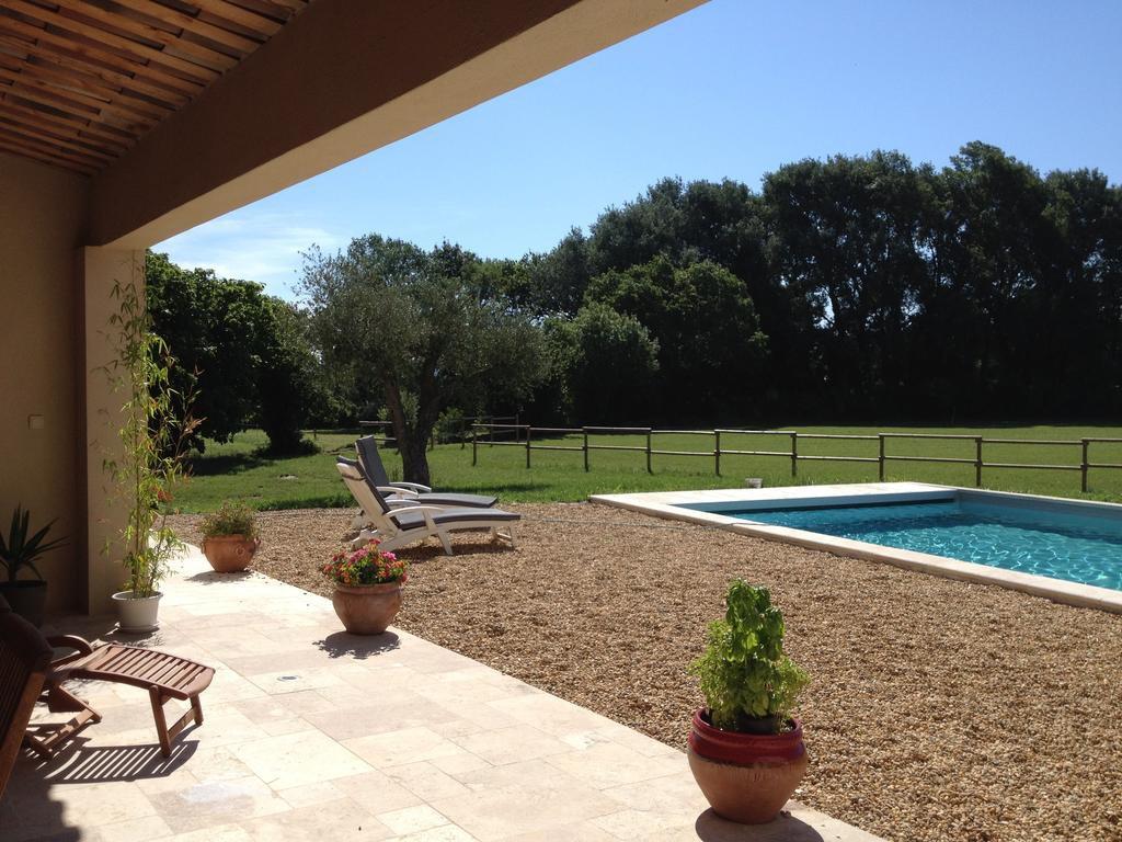 Domaine de 5 hectares avec piscine, haras et oliveraie