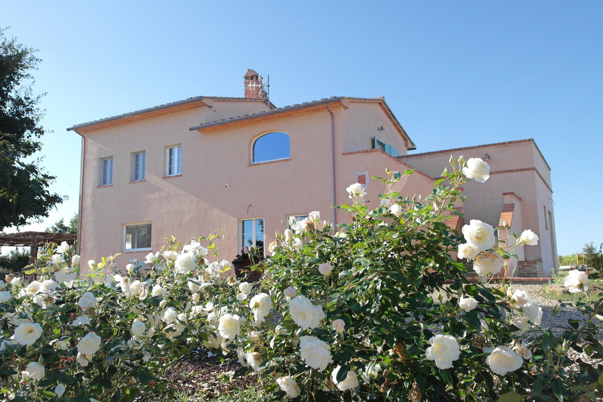 Verkauf Landhaus - Castiglion Fiorentino - Italien