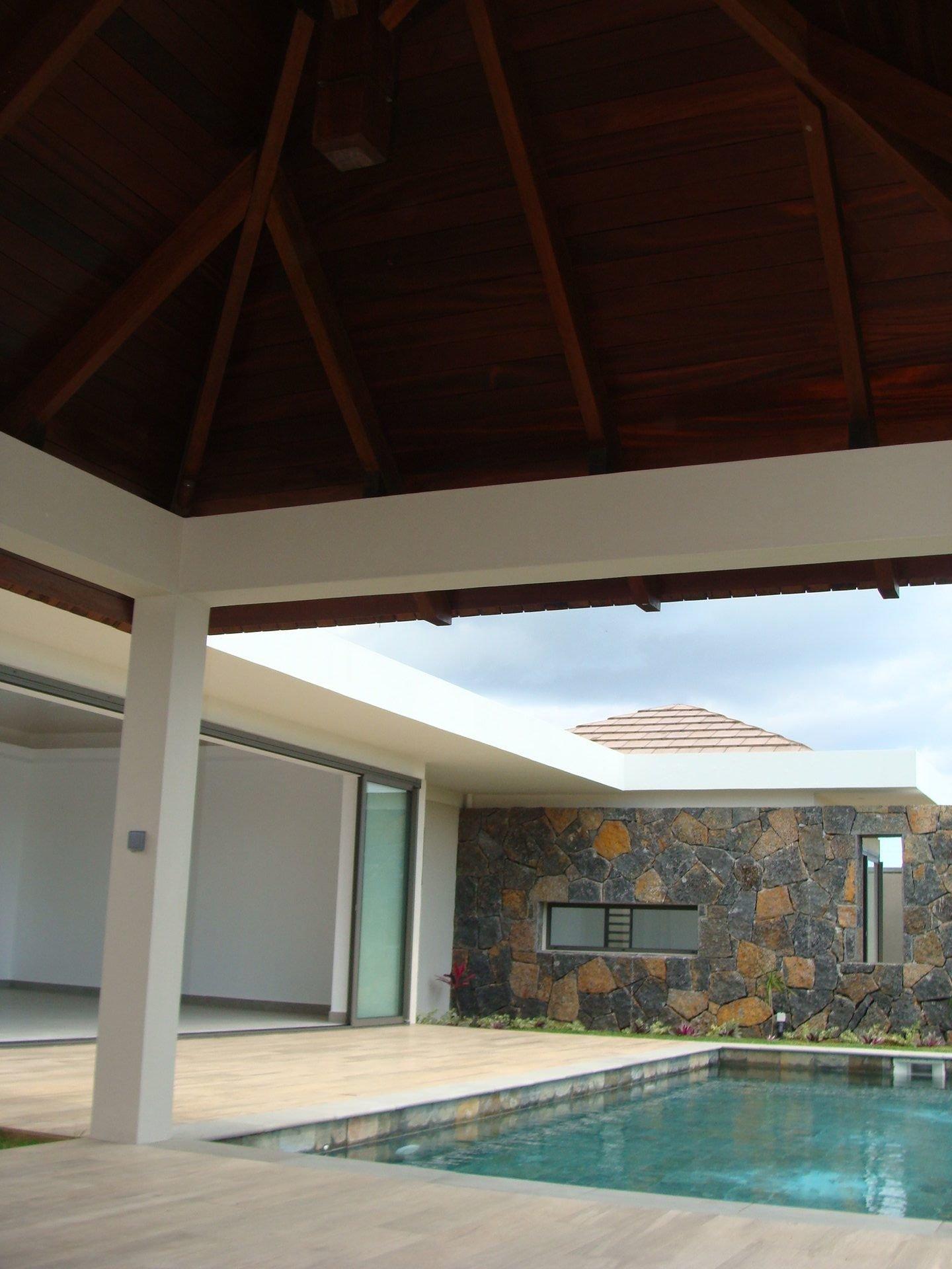 Villa moderne sur Grand Baie