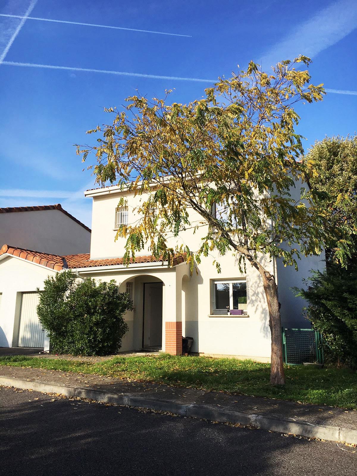 Villa T4 avec jardin et garage - 31620 LABASTIDE SAINT SERNIN