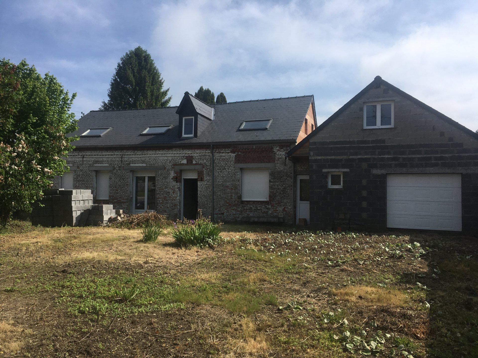 Maison à rénovée