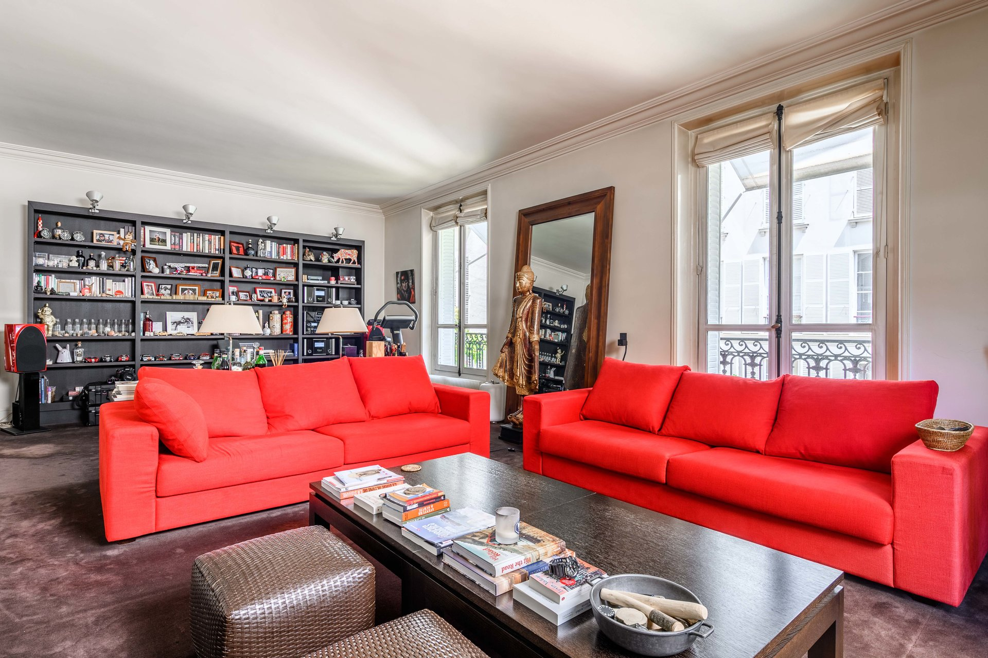 Descriptif de l'appartement 134 m²