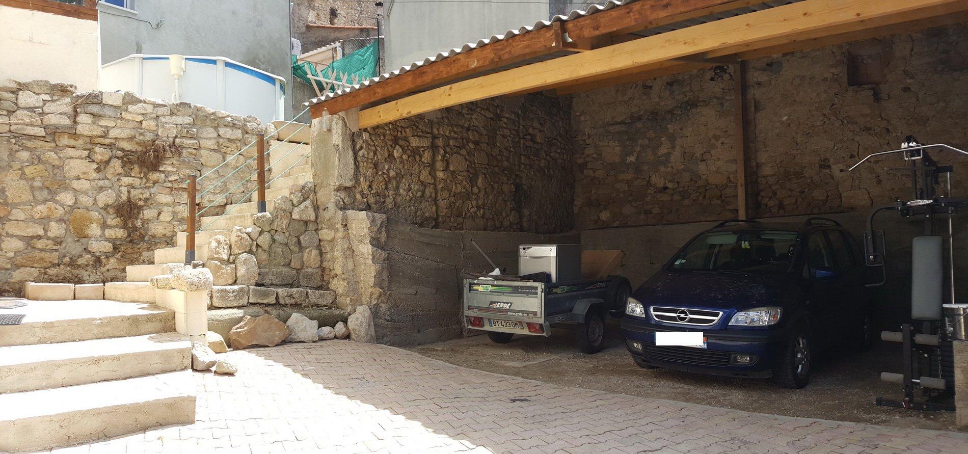 Maison de village rénovée avec extérieur avec belle vue